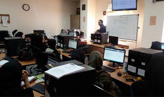 دوره های آموزشی دانشگاه الزهرا