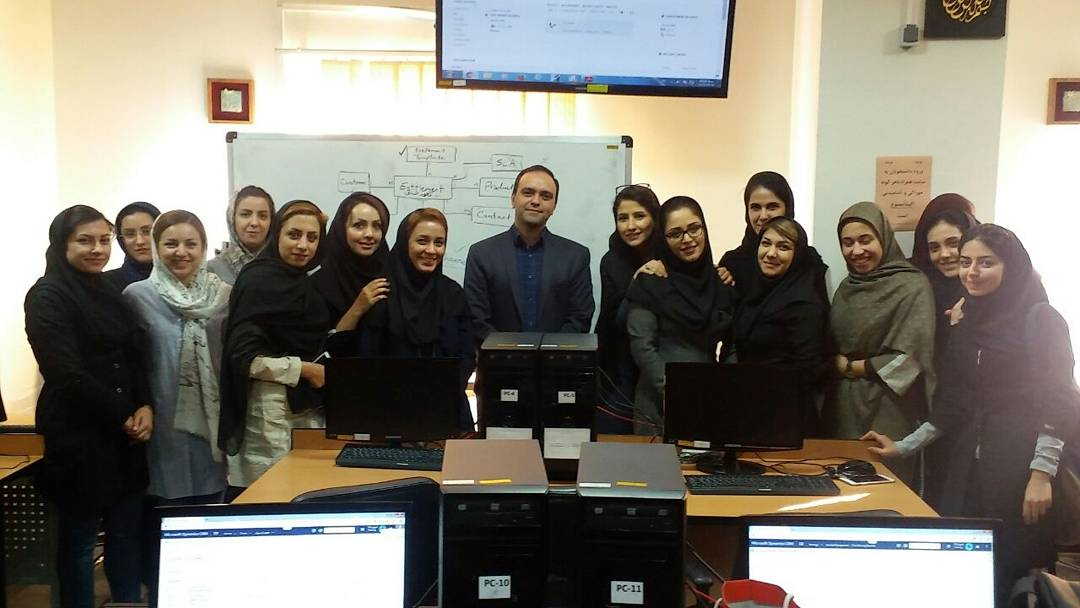 دوره های راهبری مقدماتی دانشگاه الزهرا